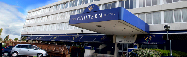 Chiltern Hotel, Luton. Affordable rooms and function rooms