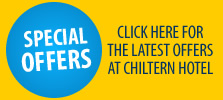 Special offers at Chiltern Hotel Luton